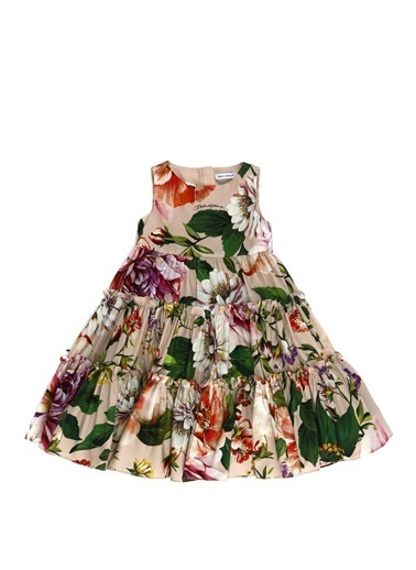 Dolce&Gabbana Elbise Renkli